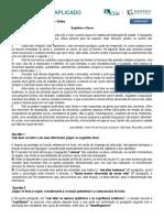 Aula 15 (Online) - Português (Isabel)