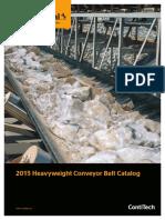 Contitech 2015 HD Conv Belt Catalog