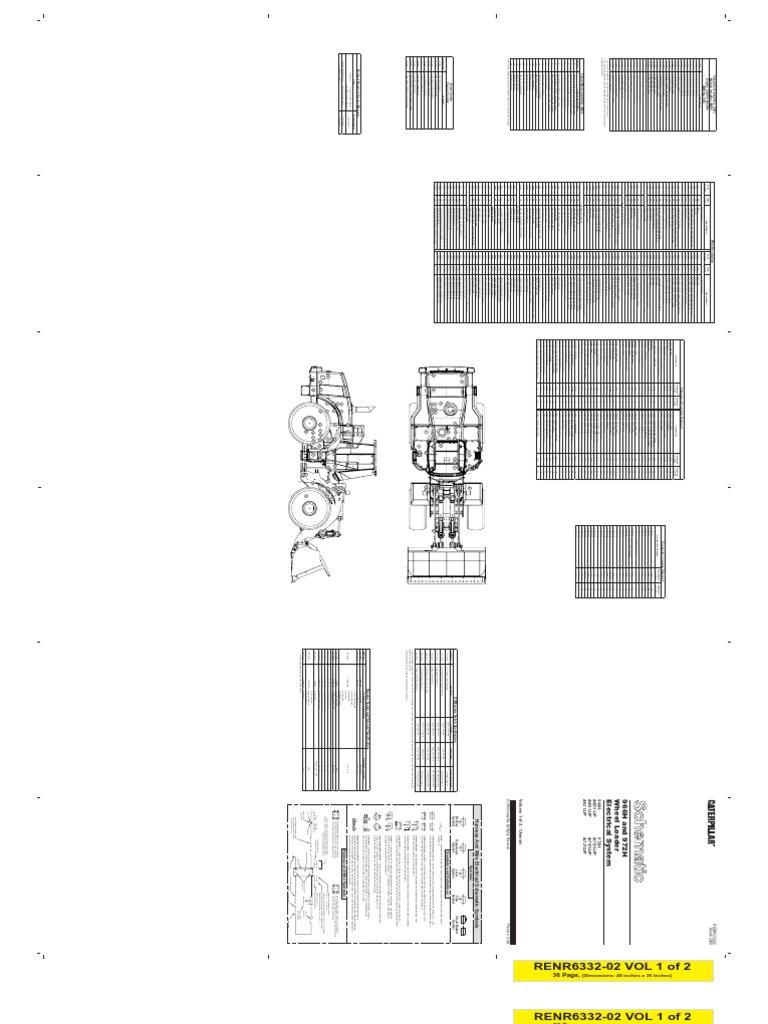 Plano El U00e9ctrico 966h Serie A6d