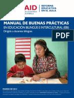 (2013) MANUAL DE BUENAS PRÁCTICAS EN EDUCACIÓN BILINGÜE E INTERCULTURAL.pdf