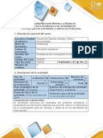 4 Guía de Actividades y Rúbrica de Evaluación – Actividad 5 - Desarrollo Paso 8 ABP