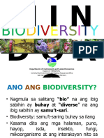Biodiversity Dalawturo Tagalog