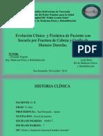 Caso Clinico Fisiatria R2