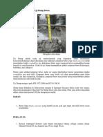 slum beton metode sederhana