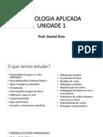 Slide _ Hidrologia Aplicada 1