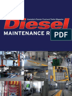 Diesel Maintenancereport