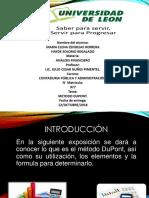 Introducción Dupont