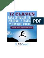 12 Claves Para Optimizar Tu Vida Personal