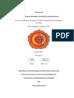 Struktur Program Bimbingan Konseling Dan Implementasinya