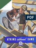 ATKINS HAND SAWS