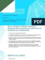 Evidencia 4 Valores Eticos Empresariales