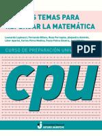 Matematica Cpu Web