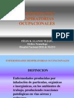 }Enfermedades Ocupacionales 16 y }}}