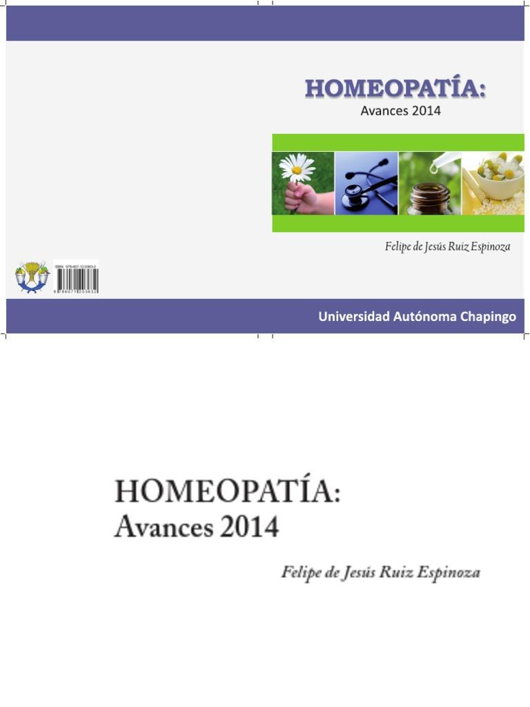 Foro Homeopatia 2014 Endotelio Antioxidante