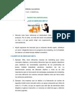Ejemplos de Mercado Meta y Segmentacion de Mercado