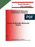 Curso de BIOLOGIA MOLECULAR do Portal Educação - MÓDULO I