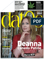 Datos Magazine - Deanna Canedo Patino