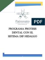 Programa Protesis 120917