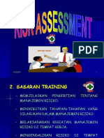 Risk Assessment Class