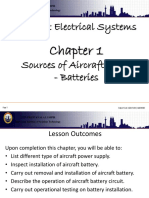Aircraft Electrical System Chapter 1 - Batteries.pdf