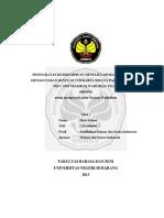 PTK Bahasa Indonesia 1