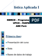 Clase 1 stata en formato power point