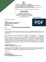 Solución Dinamica Elaboarción Factura y Packing List 2018