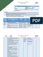 Planeación Didáctica M12 S5