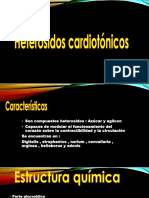 Heterosidos cardiotónicos