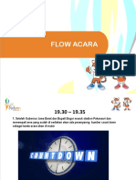 Flow Acara Update