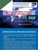 Mercado Internacional de Divisas