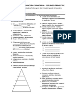 Examen Trimestral FC