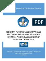 Pedoman Penyusunan Laporan Techno Park_2018(1)