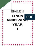 Divider Linus Screening