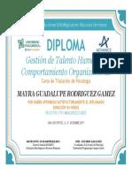 Formato Word Dipoma Mayra