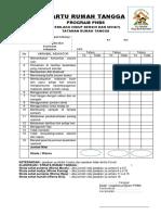 Form PHBS 1