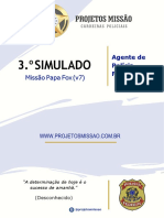 03-Simulado Missao Papa Fox Agente