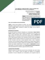 Cas. 18450-2015-Lima Reposición Por Despido Incausado