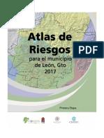 Atlas de Riesgos de León 2017