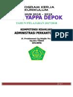 15. Program Semester 2017-2018