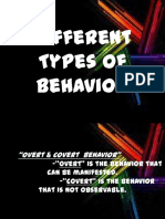 differentkindsofbehavior-131128013423-phpapp01