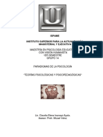 3er MoÌ-dulo. Mizael Paradigmas de La PsicologiÌ-A.