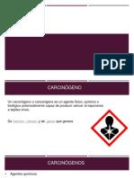Carcinogeno