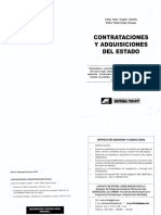 Contrataciones y Adquisiciones Del Estado. Jorge Aragon y Pedro Chapi