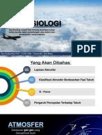 Aerofisiologi - Dea s. p.