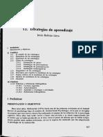 Psicología Educativa - Beltrán