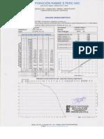 Analisis granulométrico Palpa