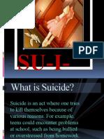 Suicide Project!!!