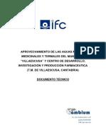 Documento Técnico IFC Villaescusa