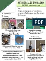 0402518007 Arista Novihana - Metode - Nata de Banana Skin